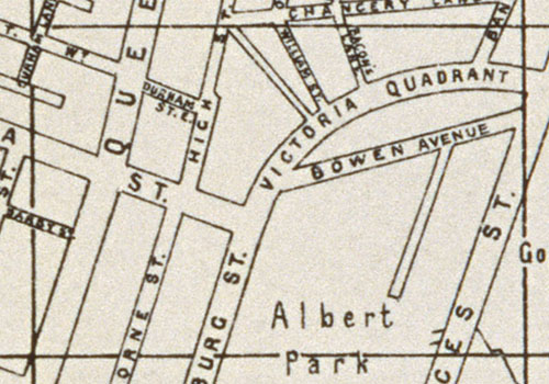 Browse the 1908 City of Auckland Map - Auckland Council Archives