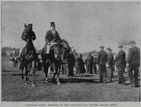 AVONDALE RACES: BRINGING IN THE AVONDALE CUP WINNER. RECORD REIGN..