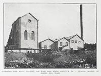 AUCKLAND'S GOLD MINING INDESTRY: THE WAIHI GOLD MINING COMPANY'S NO. 5 PUMPING STATION ON MARTHA HILL, WAIHI..
