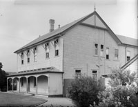 Queen Victoria Maori Girls School in Glanville Terrace, Parnell, 1940.