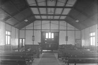 Showing the interior of St Margarets Church, Mount Albert.....
