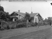 Headmaster's house at Wesley College, Paerata, 1940.
